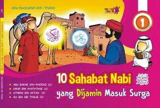 10 Sahabat Nabi yang Dijamin Masuk Surga (1)