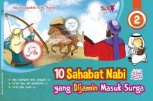 10 Sahabat Nabi yang Dijamin Masuk Surga (2)