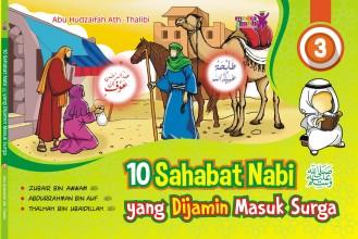 10 Sahabat Nabi yang Dijamin Masuk Surga (3)