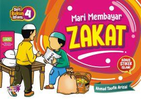 Seri Rukun Islam (4) : Mari Membayar Zakat