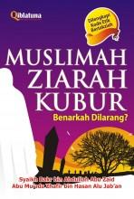Muslimah Ziarah Kubur