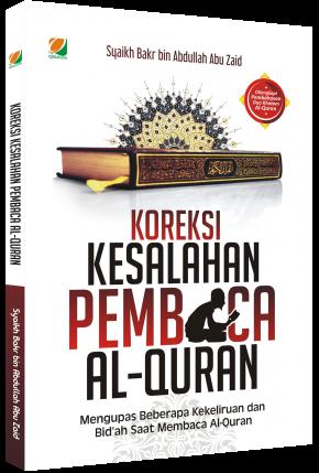 Koreksi Kesalahan Pembaca al-Quran